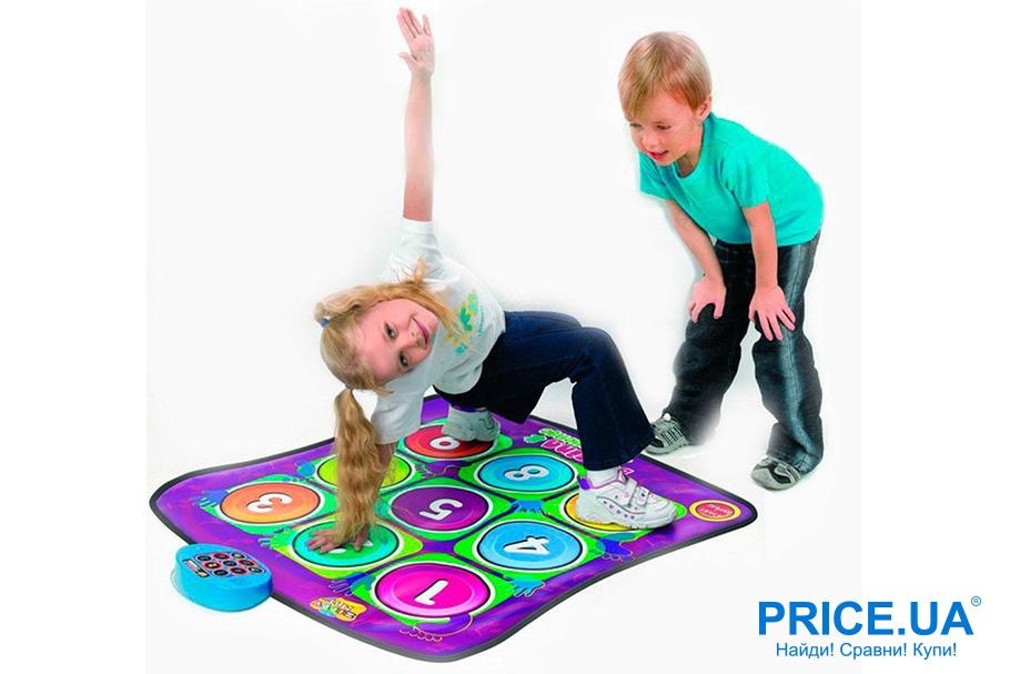 Танцевальный коврик: что важно при выборе