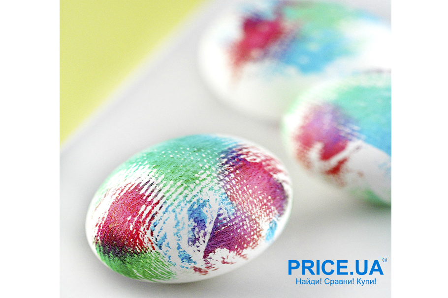 Яйца на Пасху: креативный декор. Творческий импрессионизм