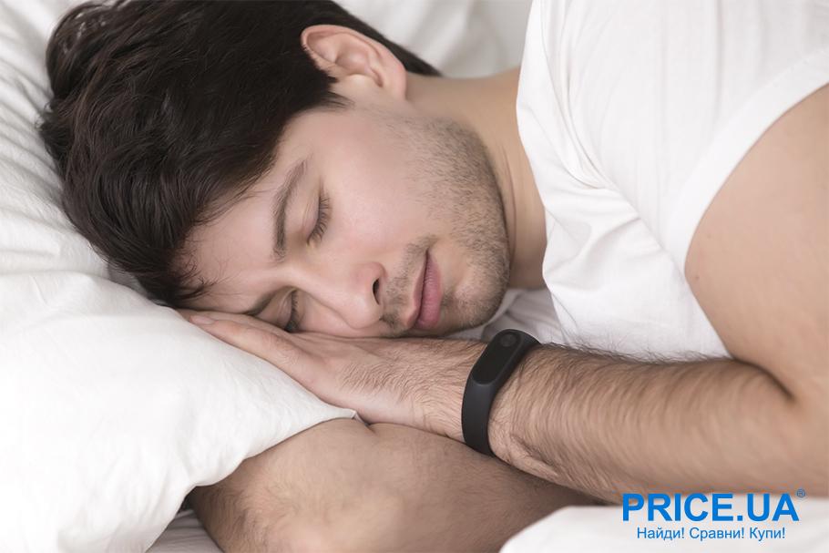 Насколько переоценены фитнес-браслеты.  Фазы сна
