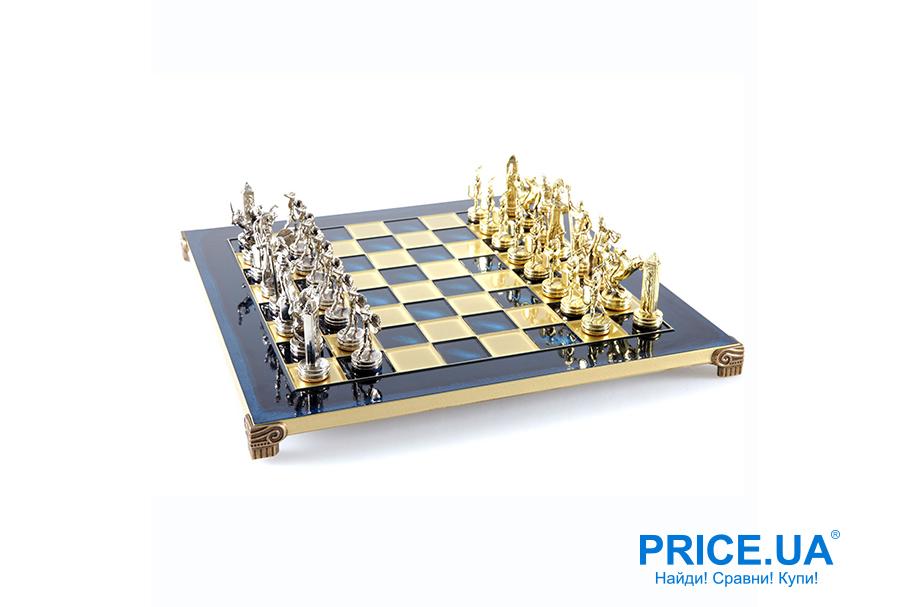 """Необычные подарки шефу. Шахматы """"Греко-Римская война"""""""