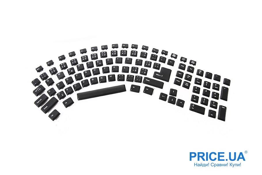 В чем преимущества эргономичной клавиатуры