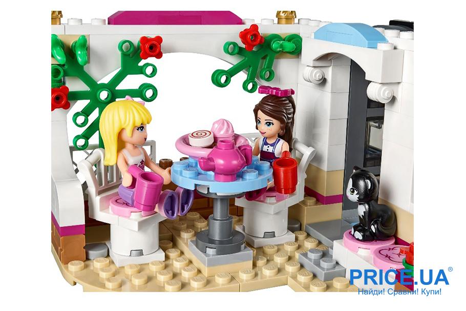 Выбрать конструктор LEGO: лайфхак. Для девочки