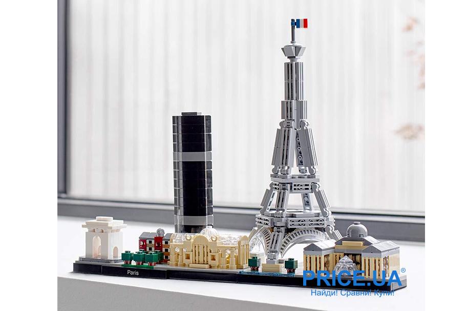 Выбрать конструктор LEGO: лайфхак.LEGO Architecture «Париж»