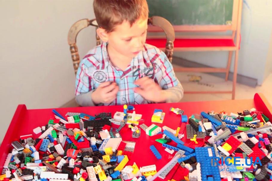 Выбрать конструктор LEGO: лайфхак. Особенность и безопасность деталей