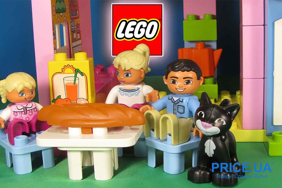 Выбрать конструктор LEGO: лайфхак. На  3-5 лет