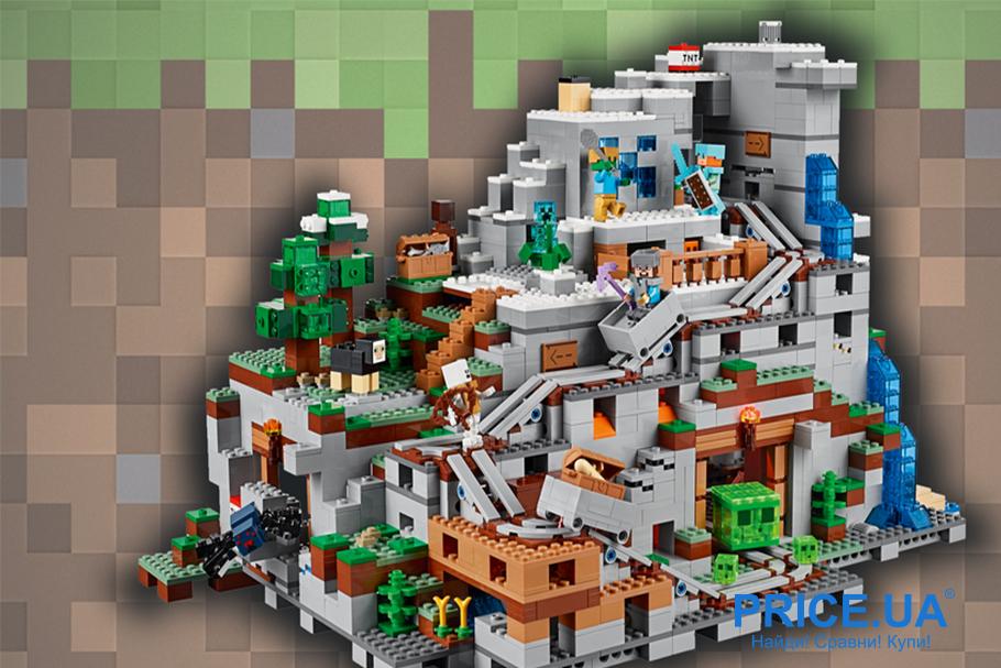 Выбрать конструктор LEGO: лайфхак. На 9-11 лет