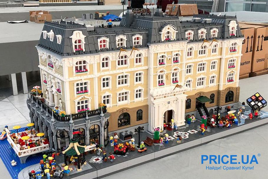 Выбрать конструктор LEGO: лайфхак. 12+