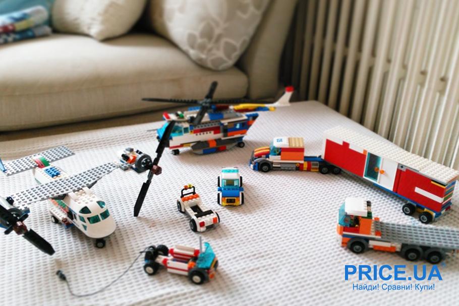 Выбрать конструктор LEGO: лайфхак. Для мальчика