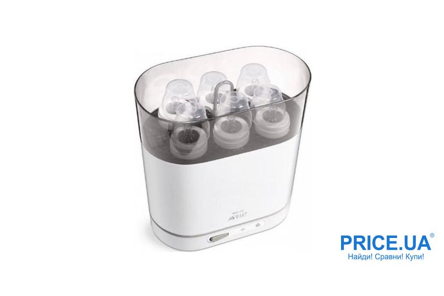 Советы по выбору стерилизатора для бутылочек. Главные характеристики