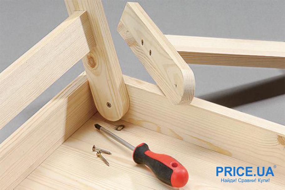 Как сделать столик для завтраков собственными силами: деревянный вариант-инструкция