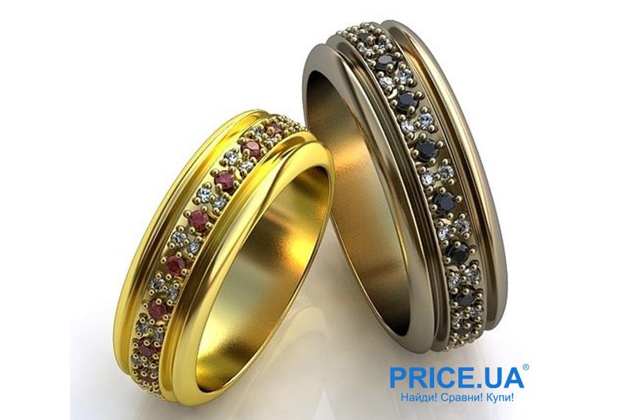 Кольца на свадьбу: тренды свадебной моды 2019. Винтажные кольца