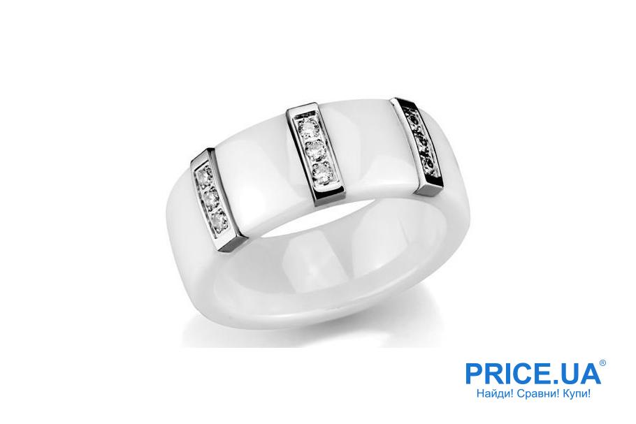 Кольца на свадьбу: тренды свадебной моды 2019. Керамические кольца