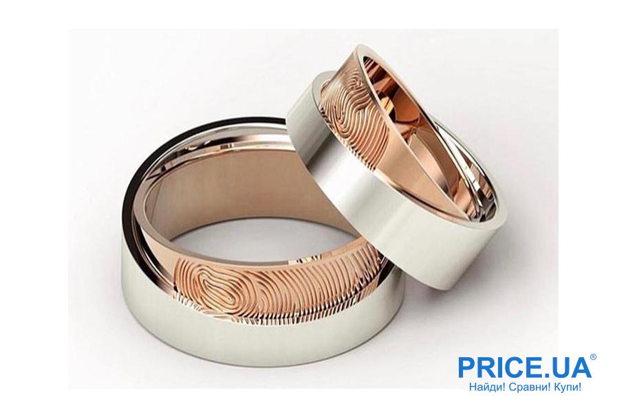 Кольца на свадьбу: тренды свадебной моды 2019. Кольца из разных металлов