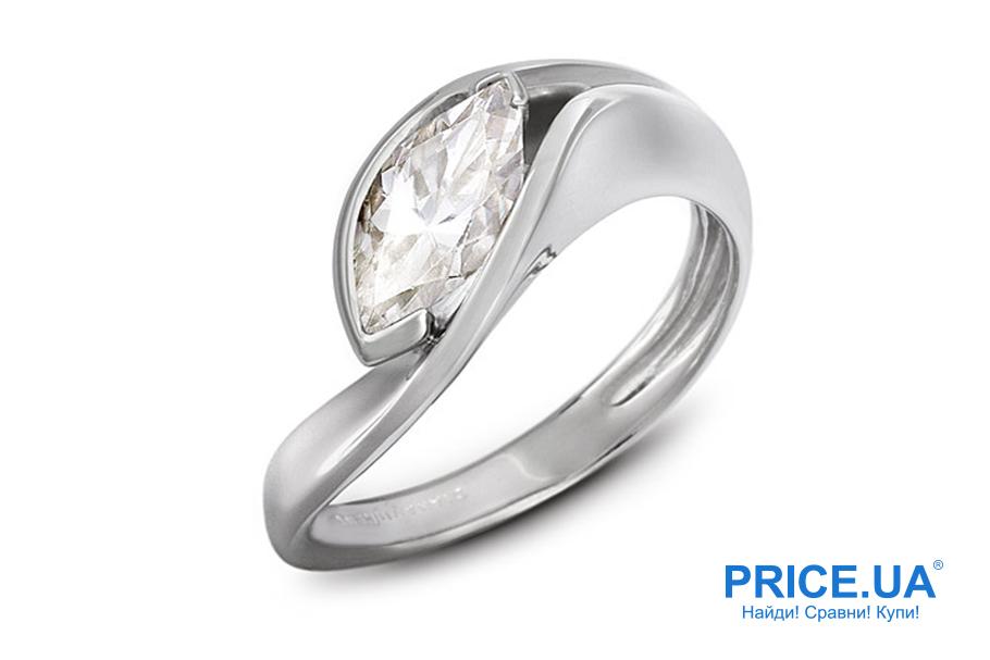 Кольца на свадьбу: тренды свадебной моды 2019. Платиновые кольца