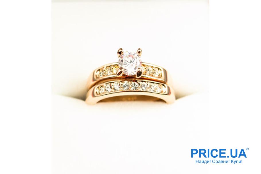 Кольца на свадьбу: тренды свадебной моды 2019. Тройные кольца