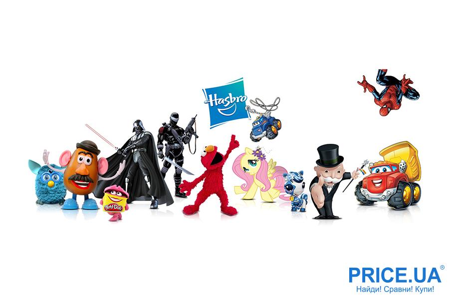 История бренда Hasbro