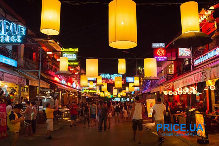 Поездка в Камбоджу: чем хороша страна? Клубная жизнь