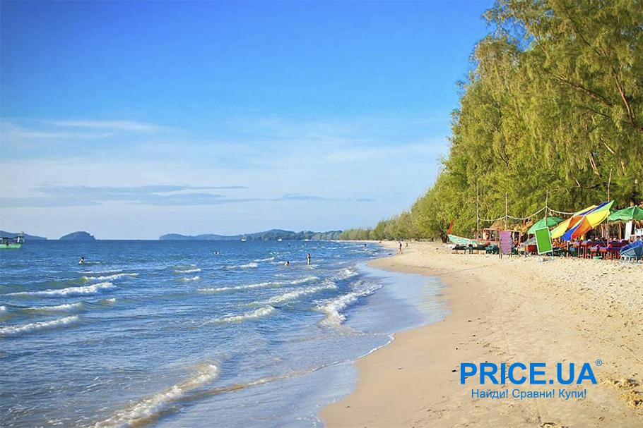 Поездка в Камбоджу: чем хороша страна? Пляжи