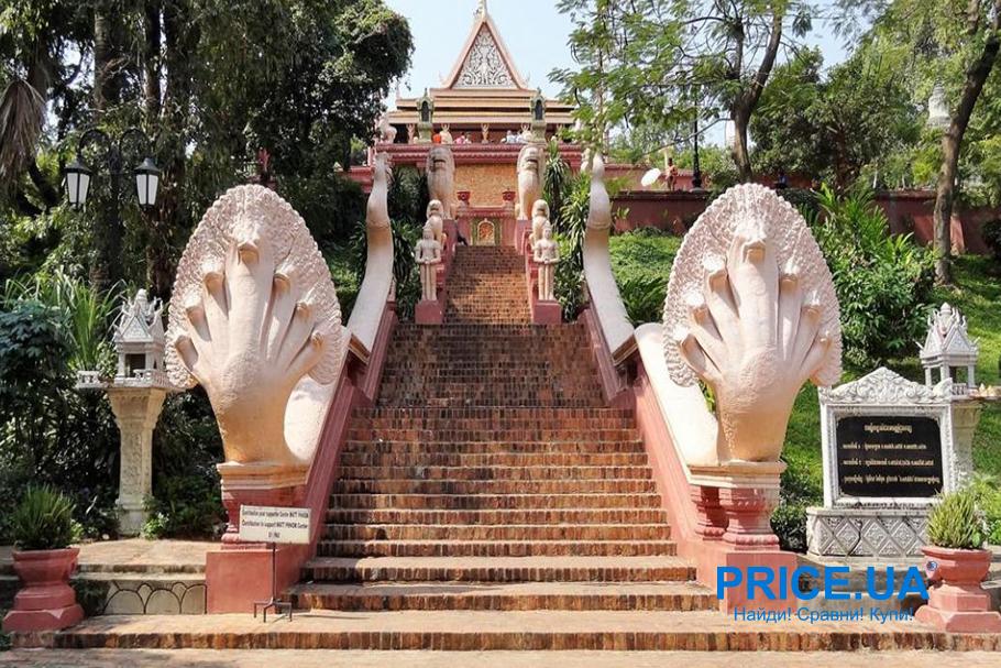 Поездка в Камбоджу: чем хороша страна? Памятники истории
