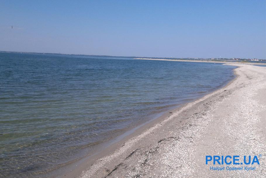 Топ лучших пляжей Украины. Бердянск