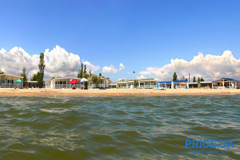 Топ лучших пляжей Украины. Каролино-Бугаз