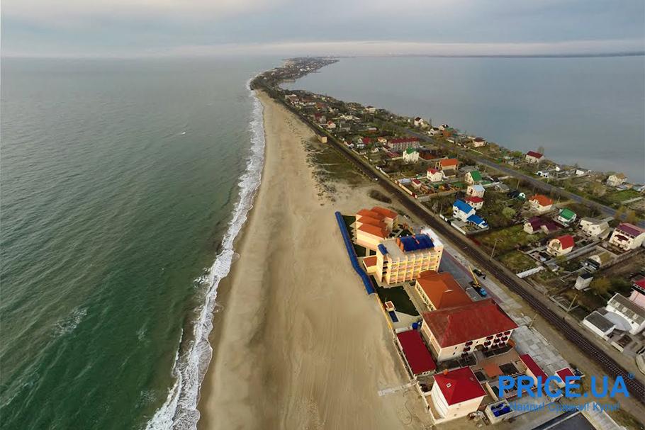 Топ лучших пляжей Украины.Затока
