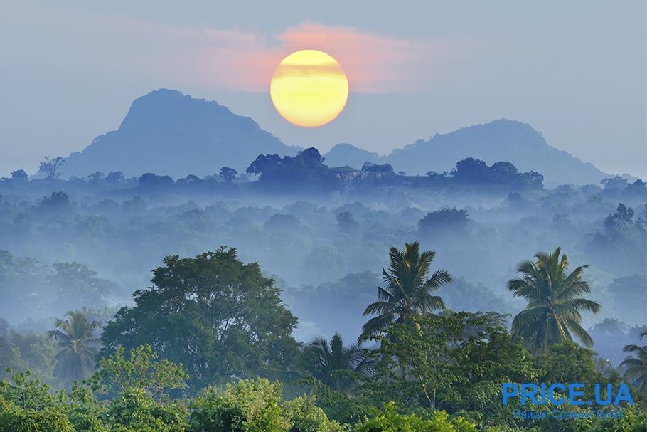Бюджетная поездка к морю за границу. Шри-Ланка