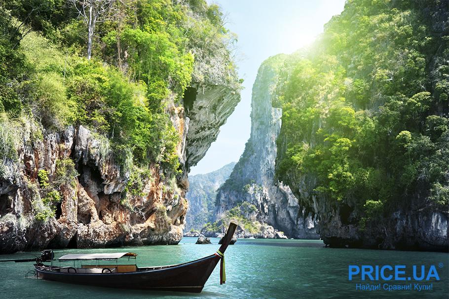 Бюджетная поездка к морю за границу. Таиланд