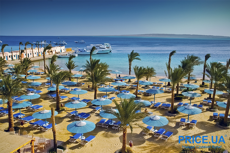 Бюджетная поездка к морю за границу. Египет