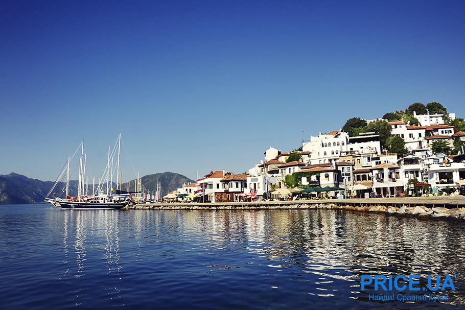 Бюджетная поездка к морю за границу. Турция