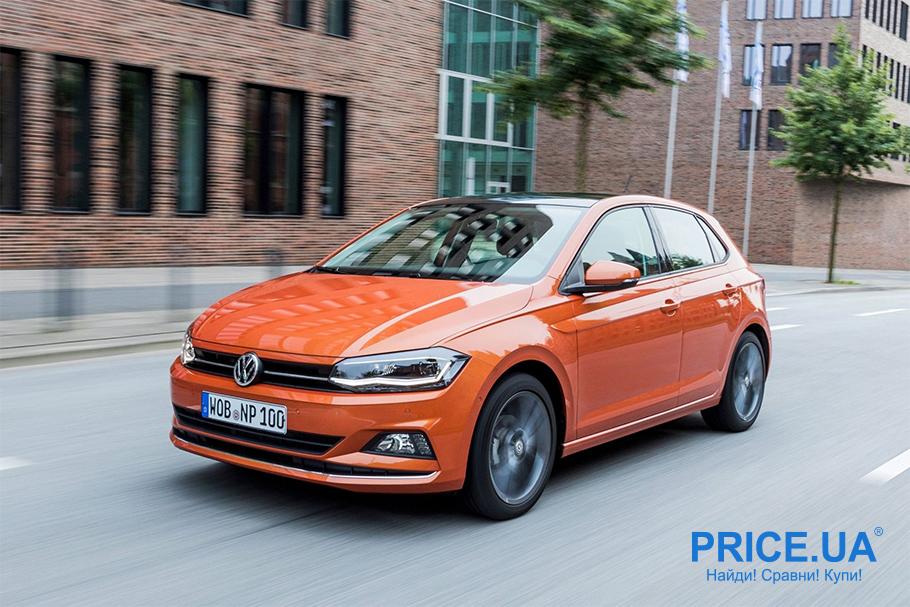 Автомобили для города: 6 лучших. Volkswagen Polo
