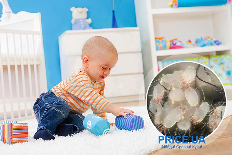 Как выбрать хороший коврик в детскую? Правила