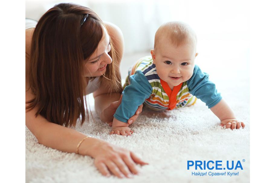 Выбрать коврик в детскую: как правильно?