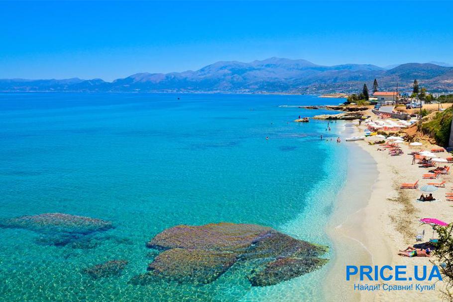 Лучшие тусовочные места для молодежи на побережьях. Херсониссос, Крит