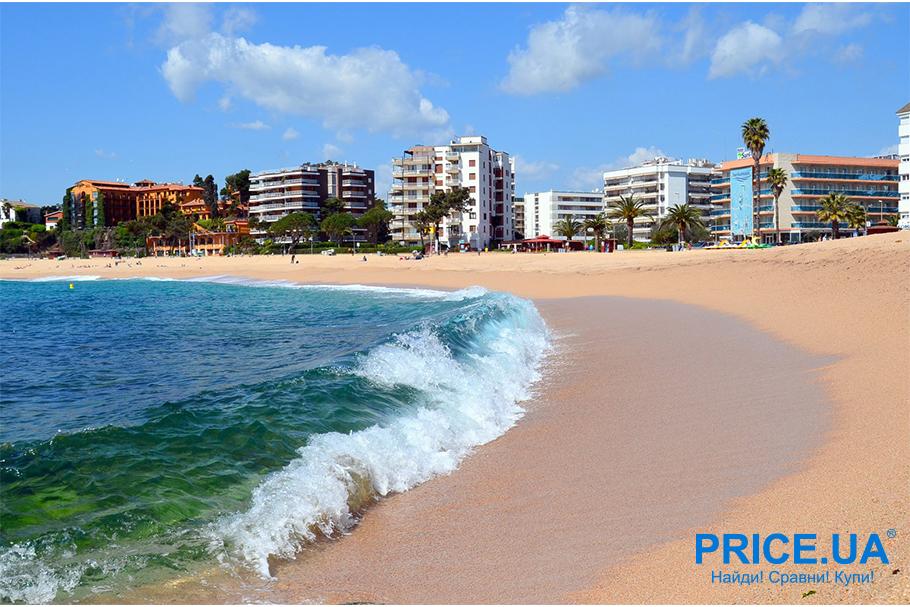 Лучшие тусовочные места для молодежи на побережьях. Ллорет де Мар, Испания