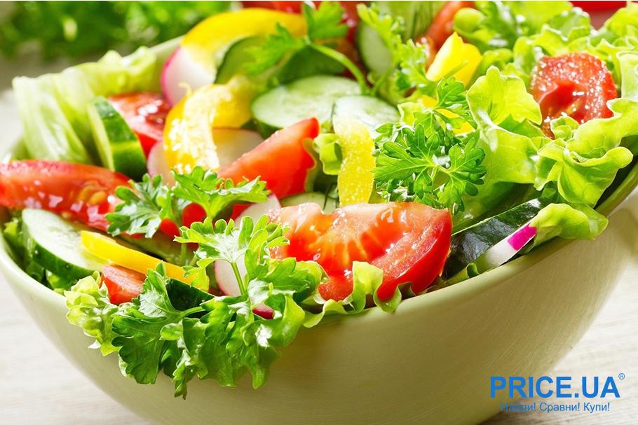 Как похудеть с помощью английской диеты. Меню овощного дня