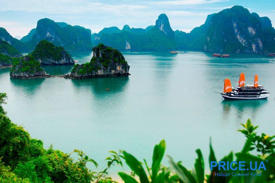 Лучшие экзотические страны. Вьетнам