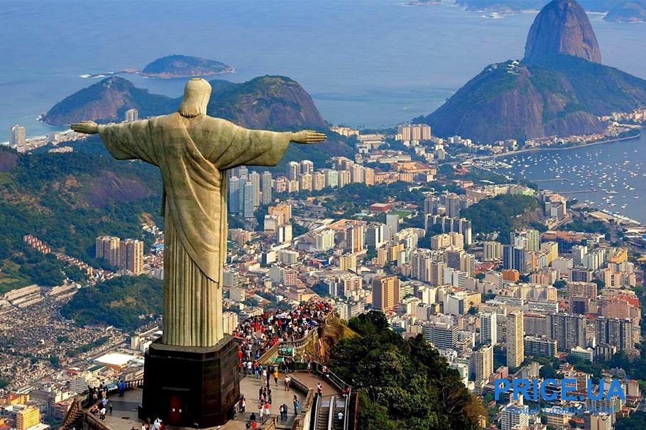 Лучшие экзотические страны. Бразилия