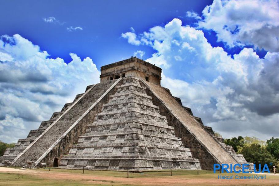 Лучшие экзотические страны. Мексика