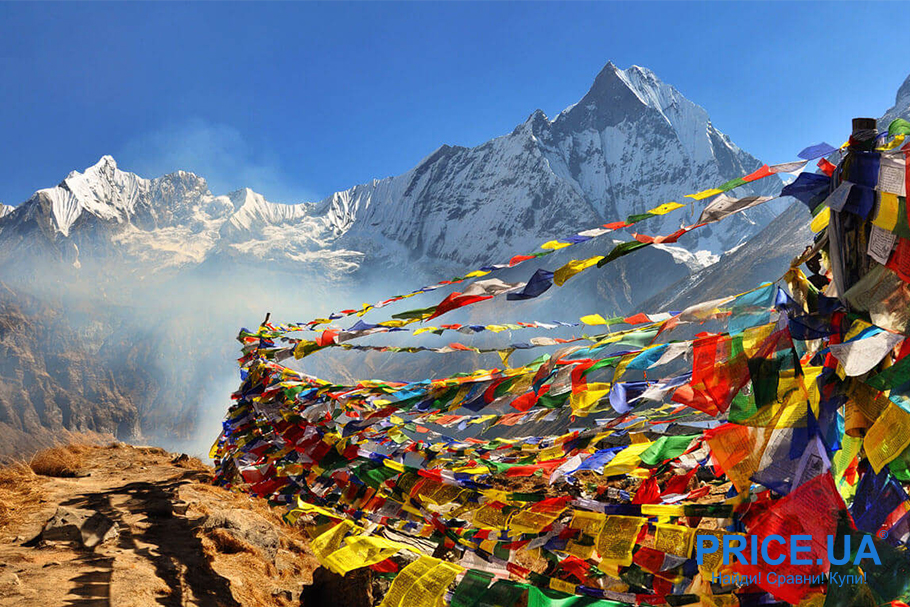 Лучшие экзотические страны. Непал