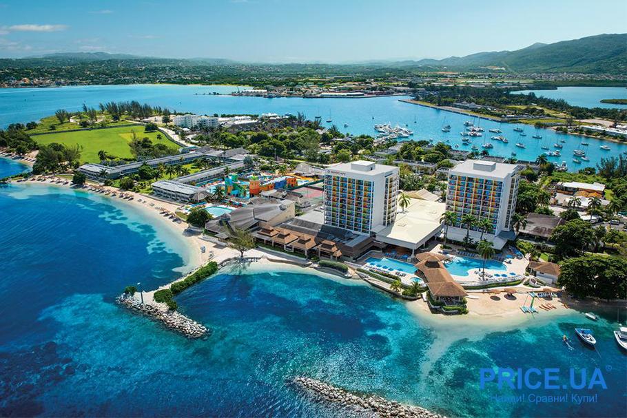Лучшие экзотические страны. Ямайка