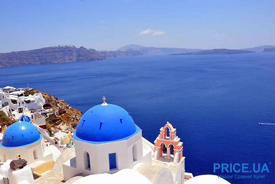 Уехать к морю: несколько вариантов безвизовых стран для украинцев. Греция