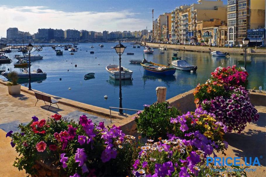 Уехать к морю: несколько вариантов безвизовых стран для украинцев. Мальта
