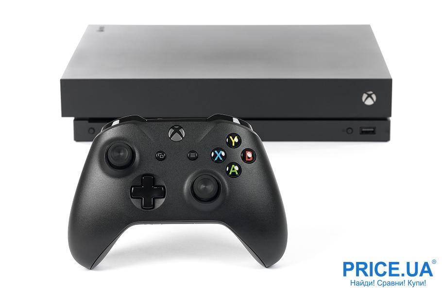Лучшие консоли 2019 года. Xbox One X
