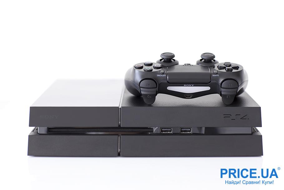 Лучшие консоли 2019 года. Playstation 4 Pro