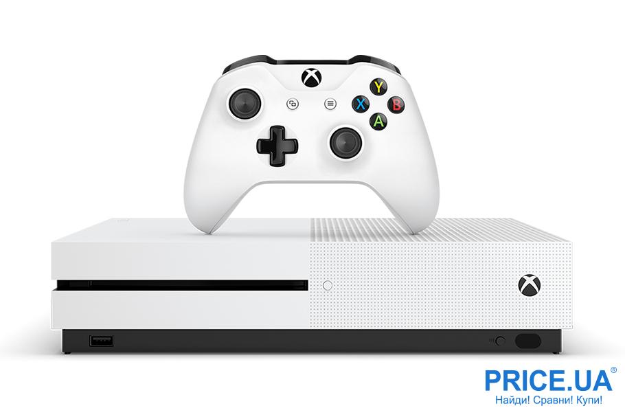 Лучшие консоли 2019 года. Xbox One S