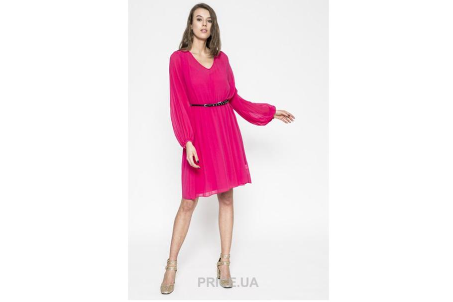 Самые модные луки для выпускницы: 9 вариантов платьев. Яркая фуксия