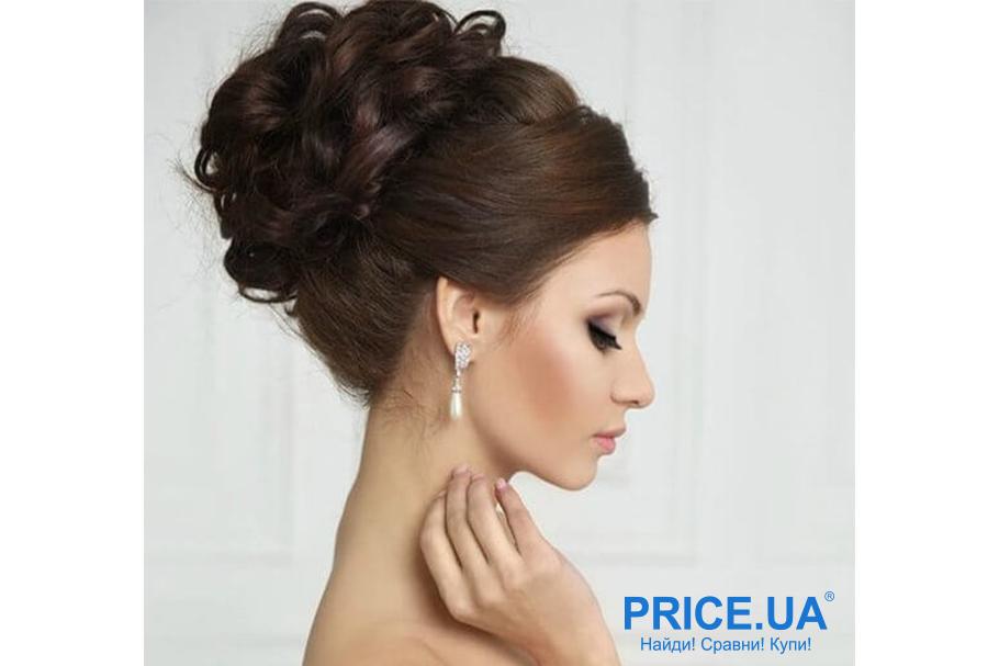 12 модных образов-укладки волос для выпускного. Высокий пучок