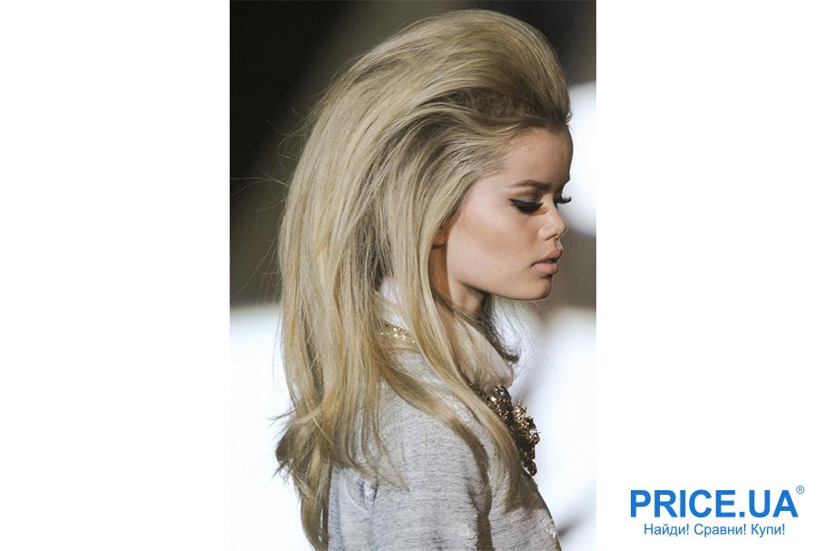 12 модных образов-укладки волос для выпускного. Начес