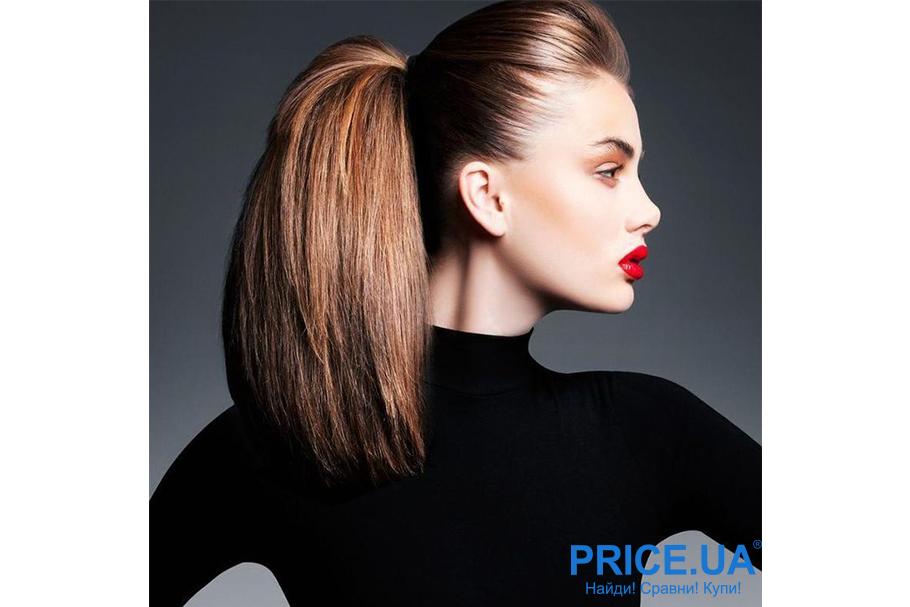 12 модных образов-укладки волос для выпускного. Конский хвост